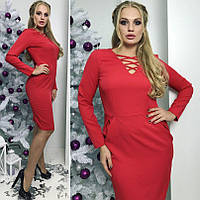 Женское платье большого размера 48-52рр. Батал