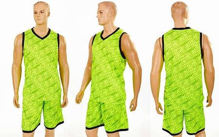 Форма баскетбольная мужская Camo LD-8003-6, фото 2