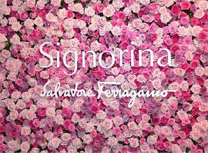 Salvatore Ferragamo Signorina парфюмированная вода 100 ml. (Сальваторе Феррагамо Сигнорина), фото 3