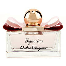 Salvatore Ferragamo Signorina парфюмированная вода 100 ml. (Сальваторе Феррагамо Сигнорина), фото 2