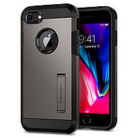 Чехол Spigen для iPhone 8 / 7 Tough Armor 2, Gunmetal, фото 1