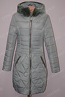 Зимняя женская куртка - пальто Норка  опт и розница