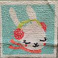 Реглан с двухсторонними пайетками для девочки C&A Германия Размер 104, фото 2