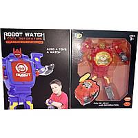 Электронные детские часы-трансформер, D622-H012, в кор. 17*14*5 см