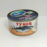 Тунец  филе   в собственном соку Классика Тайланда  Форвард-С  185 грамм
