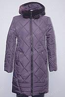 Зимняя женская куртка - пальто Мила