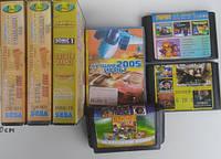 Катридж для игровой приставки Sega Сега 16 би