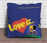 3-D Подушка Love...