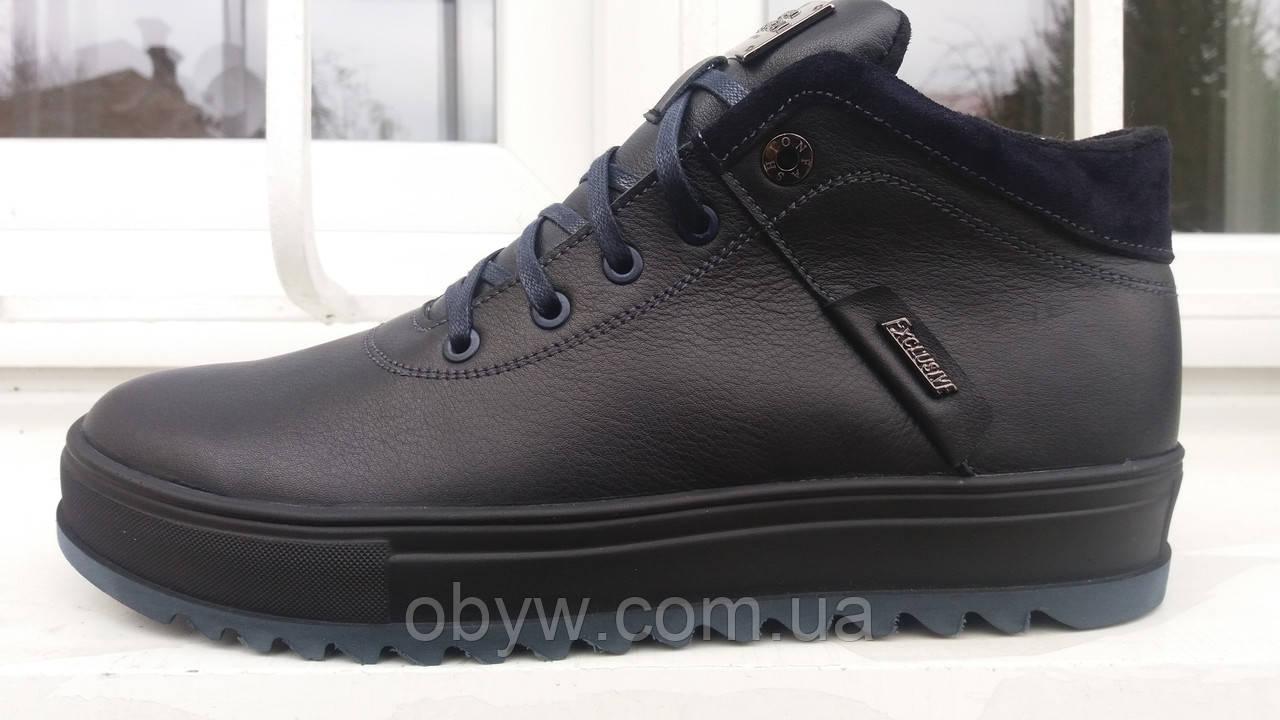 Зимняя обувь Ecco синие, чёрные - ОБУВЬ КУРТКИ В НАЛИЧИИ И ЦЕНЫ АКТУАЛЬНЫ в  Днепре d5f249f4209