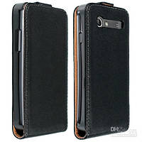 Чехол для Nokia Lumia 510 - HPG leather flip