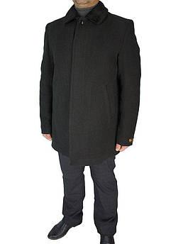 Класичне чоловіче пальто Anzi 2200/6#02 сірого кольору