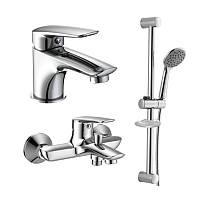 Акционный набор для ванны PRAHA new (05030 new + 10030 new + R670SD)