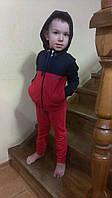 Спортивный костюм для мальчика красный