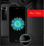 Full Cover защитное стекло для Meizu Pro 7 Plus - Black, фото 2