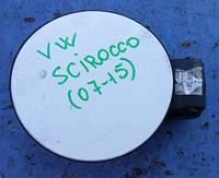 Лючок бензобака в сборе крышкаVW Scirocco2008-1k8010715h, 1k0809857с