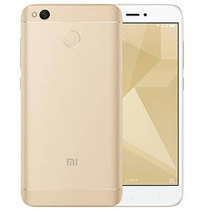 Смартфон Xiaomi Redmi 4x 2/16GB (Gold)