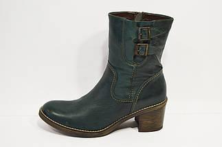 Зеленые женские ботинки Venetti 621, фото 2