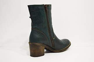 Зеленые женские ботинки Venetti 621, фото 3