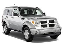 Лобовое стекло Dodge Nitro 2007-2012