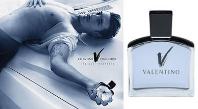 Valentino V Pour Homme туалетная вода 100 ml. (Валентино Ве Пур Хом), фото 3