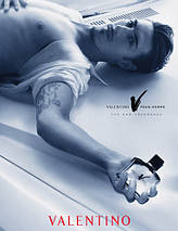 Valentino V Pour Homme туалетная вода 100 ml. (Валентино Ве Пур Хом), фото 2