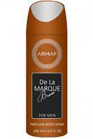 Парфюмированный дезодорант мужской De la Marque Brune 200 ml