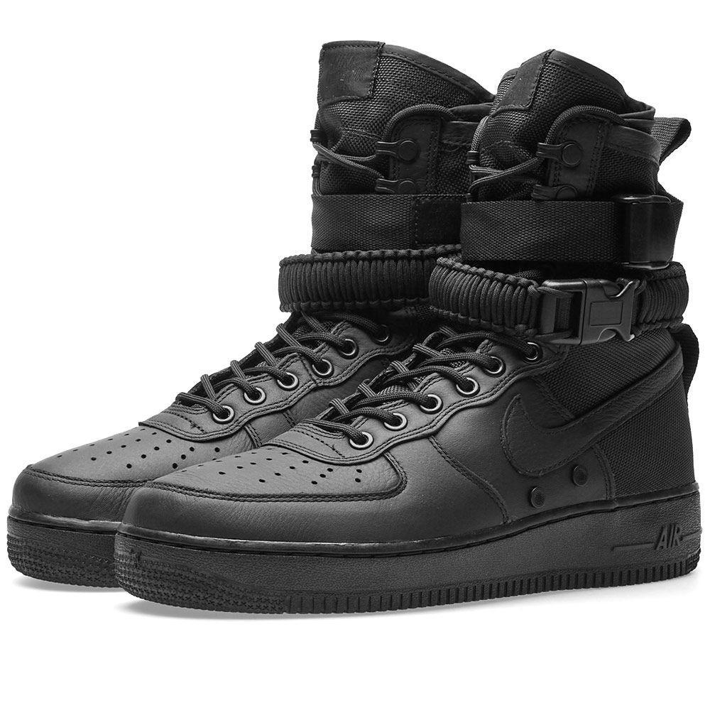84367656701ea8 Оригинальные Кроссовки Nike SF Air Force 1 — в Категории