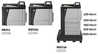Ремонт принтера HP Color LJ Enterprise M651 в Киеве