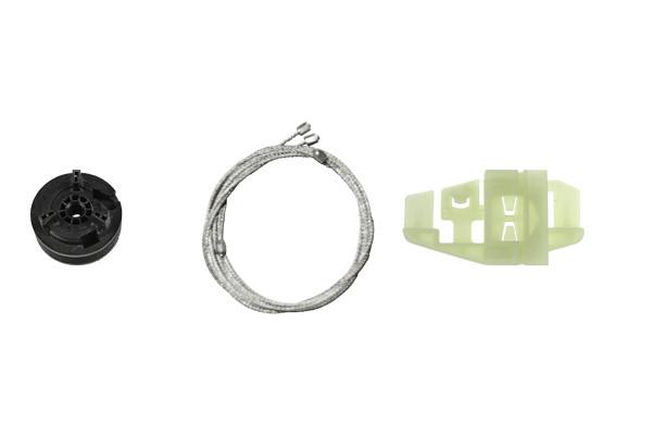 Ремкомплект механізму стеклопод'емника передньої правої двері Modus 2004-2013