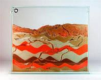 Песчаная муравьиная ферма с колонией муравьев