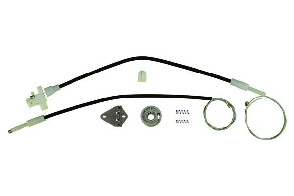 Ремкомплект стеклоподъемника Renault Megane 1 1995-2003 задней правой двери