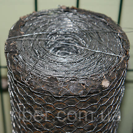 Сетка манье оцинкованная 25*25*0.6 мм, фото 2
