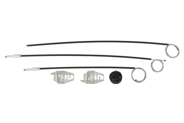Ремкомплект стеклоподъемника Megane 2 2002-2009 передней правой двери