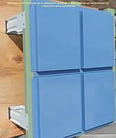 Фасадная кассета РЕ1,0 375Х575 мм, фото 1