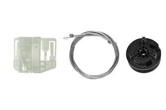 Ремкомплект стеклоподъемника Megane 2 2002-2009 задней левой двери
