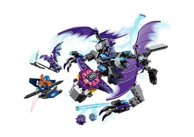 Конструктор Nexo Knights Bela 10702
