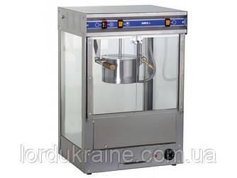 Аппарат для попкорна с подогревом АПК-П-150 Кий-В