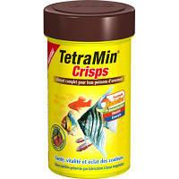 Tetra MIN Crisps 250ml - чипсы основной корм