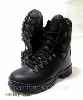 Ботинки зимние Meindl GoreTex (Black)
