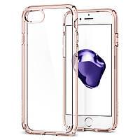 Чехол Spigen для iPhone SE 2020/8/7 Ultra Hybrid 2, Rose Crystal (042CS20924)