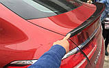 Спойлер для Mercedes GLE Coupe (карбон), фото 7