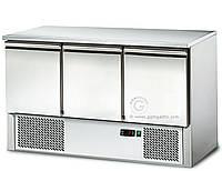 Стол холодильный GGMgastro объём 350 л