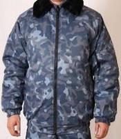 Куртка зимняя Пилот. тк. черкасская гретта