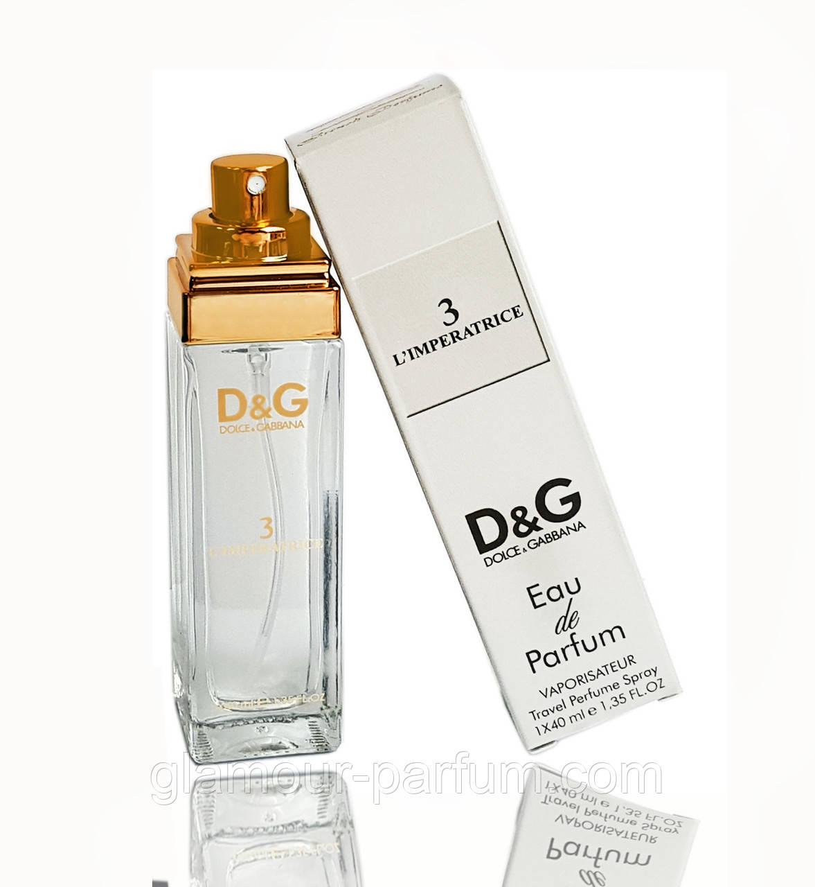 Dolce   Gabbana 3 L`Imperatrice (Дольче Габбана 3 Императрица) 40 Мл ... 2272033d57ede
