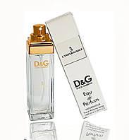 Dolce & Gabbana 3 L`Imperatrice (Дольче Габбана 3 Императрица) 40 мл.