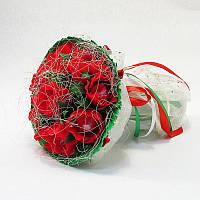 Букет из конфет Розы 9 рафаэлло