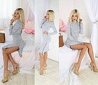 Платье ангора Янина