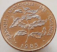 Руанда 10 франков 1985