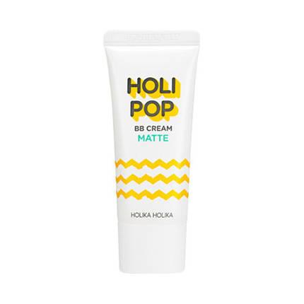 Матирующий ББ-крем  HOLIKA HOLIKA HoliPop BB Cream SPF30 PA++(MATTE), 30 мл, фото 2