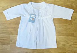 Рубаха для крещения новорожденного/ Крестильная одежда
